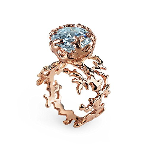 18k-Rose-Gold-Plated-Sterling-Silver-Genuine-Sky-Blue-Topaz-Organic-Engagement-Coral-Ring-Sizes-4-to-13-0