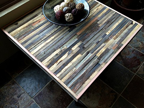 40% Off SALE - 36″ Barn wood Coffee Table - Industrial ...