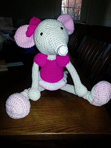 Amigurumi-Crochet-Ballerina-Mouse-0