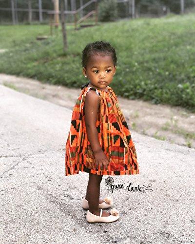 Baby-Girls-African-Kente-Pillowcase-Dress-0