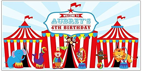 Circus-Carnival-Big-Top-Birthday-Banner-Personalized-Party-Decoration-Backdrop-0