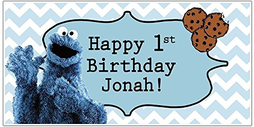 Cookie-Monster-Birthday-Banner-Personalized-Party-Backdrop-Decoration-0