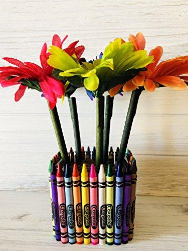 Crayon-Teacher-Appreciation-Daisy-Flower-Pen-Pot-0