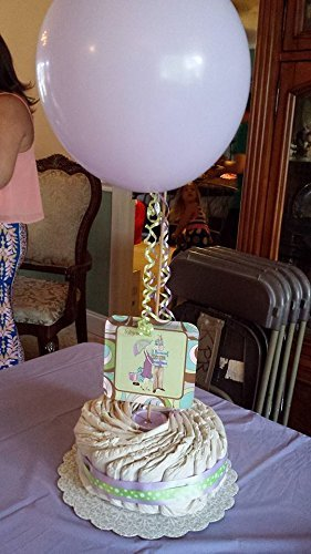 DIAPER-CAKE-Centerpieces-Made-to-Match-any-theme-or-color-0