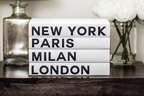 Decorative-Books-Fashion-Books-Fashion-Design-New-York-London-Paris-Milan-Fashion-Cities-Black-White-Books-Book-Decor-Vogue-Chanel-Fashion-Designer-Fashion-Decor-Coffee-Table-Books-0