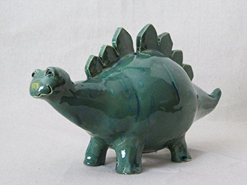 Dinosaur-Seafoam-Green-Stegosaurus-Coin-Bank-ST111-0