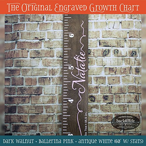 Engraved-wooden-ruler-growth-height-chart-The-Natalie-premium-engraved-lettering-with-name-and-ribbons-0