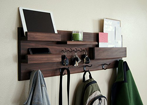 Entryway-Organizer-Coat-Rack-and-Key-Hooks-Mail-Storage-Sunglasses-Storage-0