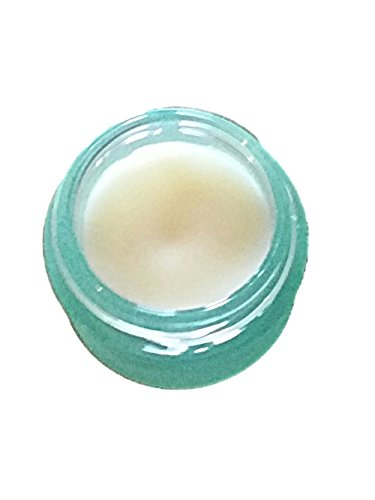 Handmade-All-Natural-Medicated-Lip-Balm-Salve-2-FULL-JARS-Camphor-Menthol-Bees-Wax-for-Mild-to-Severe-Chapped-Lips-Cold-Sores-Winter-Care-0