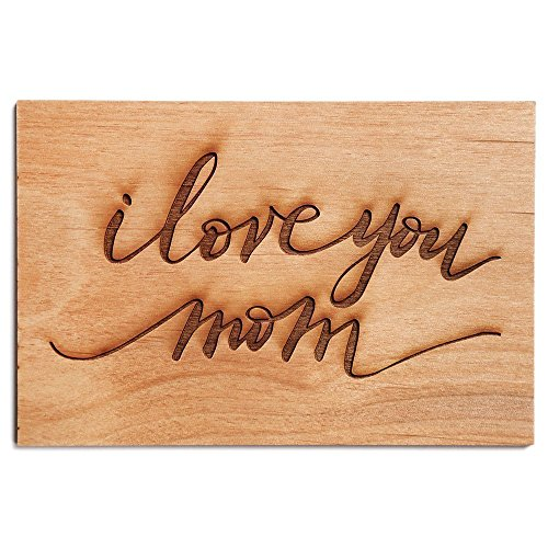I-Love-You-Mom-Cursive-Laser-Cut-Wood-Mothers-Day-Card-HandletteredGreeting-CardBirthday-CardFor-Mom-0