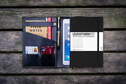 Leather-Leuchtturm1917-A5-Notebook-Cover-Black-0