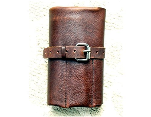 Leather-Pencil-Roll-Art-tool-case-pencil-holder-pencil-wrap-art-storage-leather-pencil-case-paintbrush-roll-pencil-roll-up-0