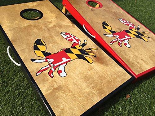 Maryland-Crab-Custom-Cornhole-Board-Set-0