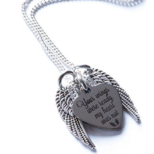Memorial-Necklace-Your-Wings-Were-Ready-My-Heart-Was-Not-0
