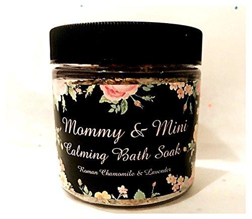 Mommy Amp Mini Calming Bath Soak New Mom Baby Products