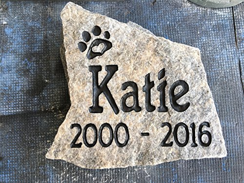 Natural-Pet-Memorial-Stone-Personalized-Small-0