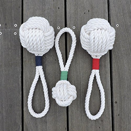 Nautical-Knot-Ball-Cotton-Rope-Dog-Toy-0