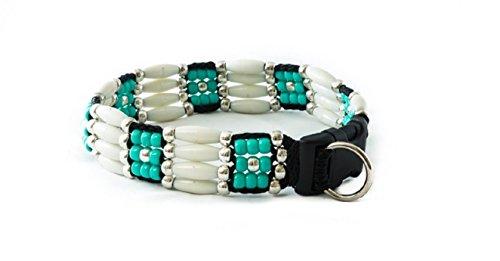 Navajo-Beaded-Dog-Collar-0