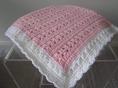 New-Hand-crochet-Baby-Girl-Blanket-0