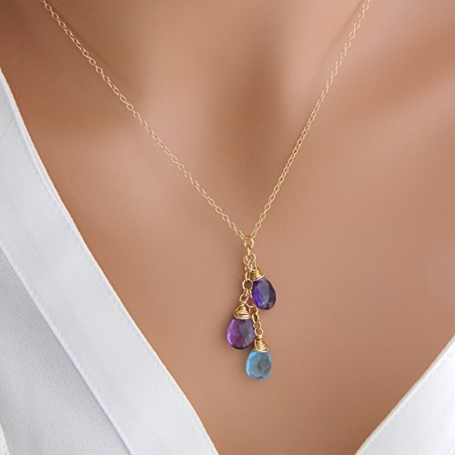Personalized-Children-Birthstone-Mother-Necklace-for-Mom-Mother-Day-Gift-for-Mom-Gold-Silver-Jewelry-gift-for-wife-0