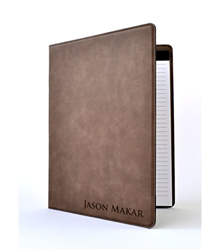 Personalized-Leather-Portfolio-Notebook-Journal-Cover-8-Colors-to-Choose-From-0