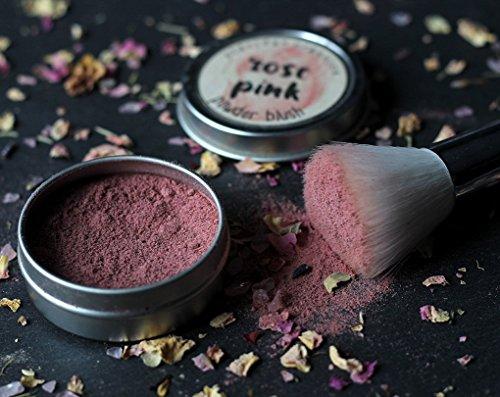 Rose-Pink-Powder-Blush-Organic-Vegan-Blush-0