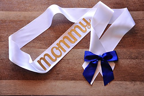 Royal Prince Baby Shower Decorations Queen Crown And Sash Combo For
