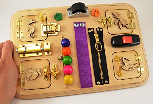 Sensory-for-baby-Travel-busy-board-Toddler-toys-Toy-for-boy-Montessori-for-girls-Toy-for-autism-Gift-1st-Baby-gifts-Busy-boards-0