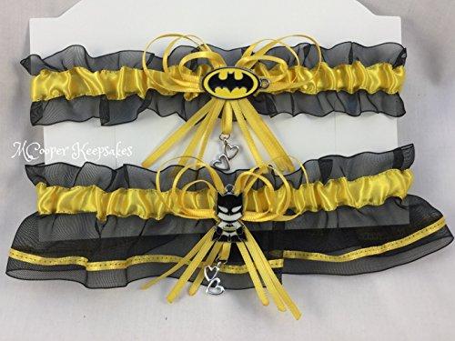 Superhero-Series-Batman-Black-Gold-Garter-Set-0