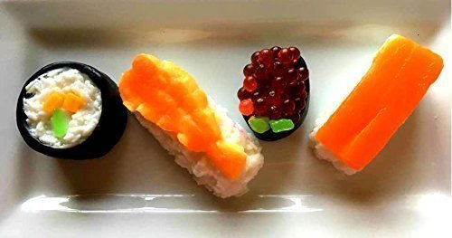 Sushi Soap Set Food Soap Gag Gift Shrimp Soap
