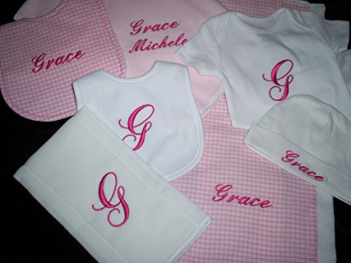 Ultimate-Gingham-deluxe-personalized-baby-gift-set-0