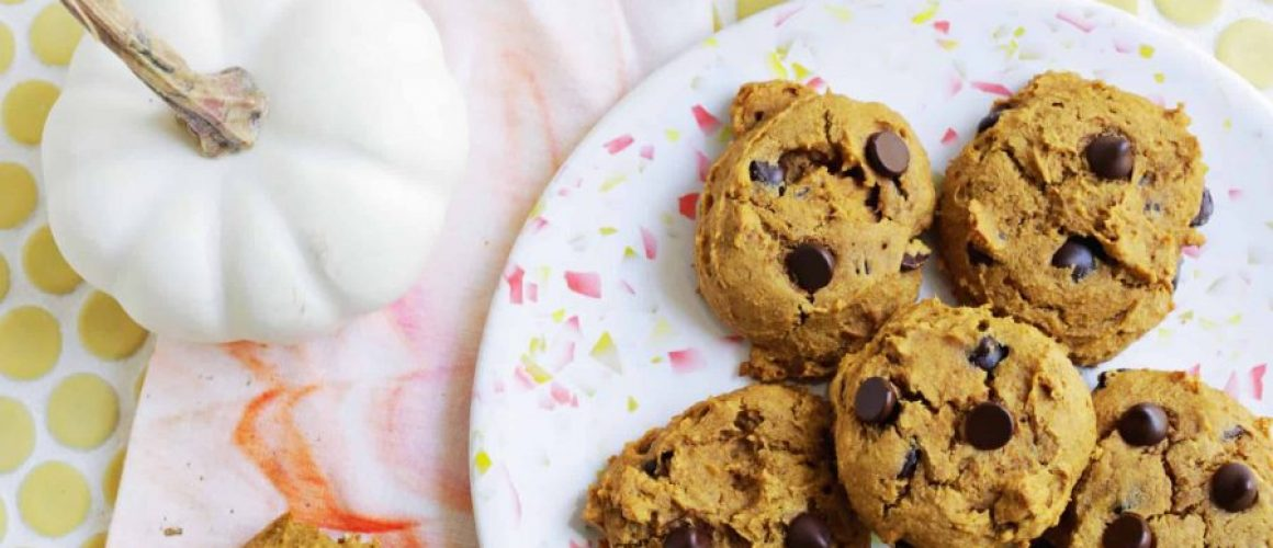 Vegan-Chocolate-Chip-Pumpkin-Cookies-also-Gluten-Free-Click-through-for-recipe-1-9