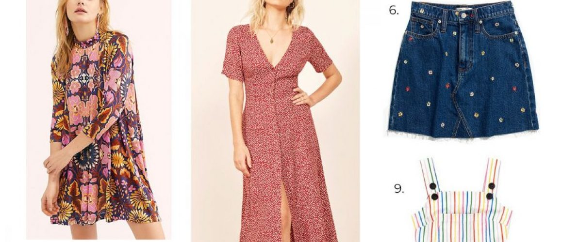 Spring-capsule-wardrobe-skirts-and-dresses