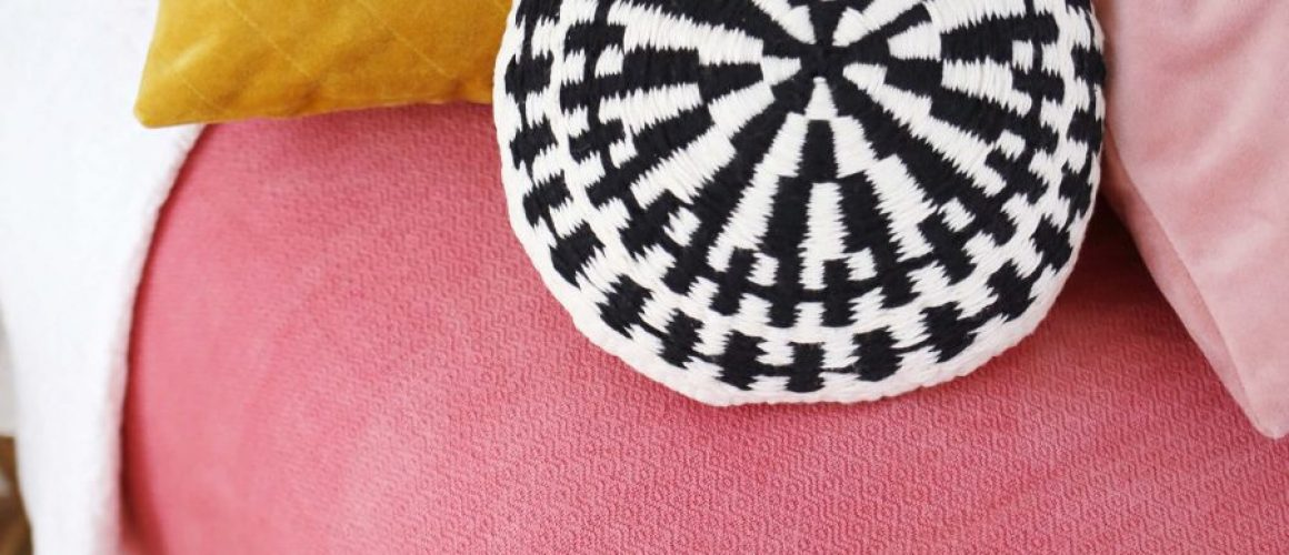 Woven-Pillow-by-Smile-and-Wave-for-A-Beautiful-Mess