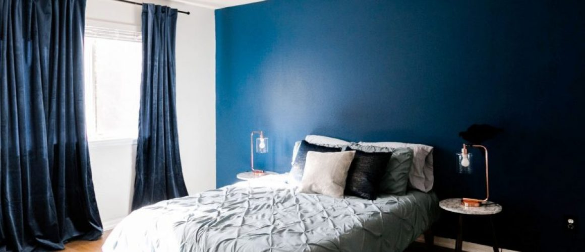 Ravenclaw-inspired-bedroom-