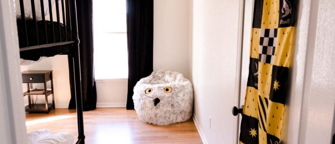 huffle-puff-inspired-room