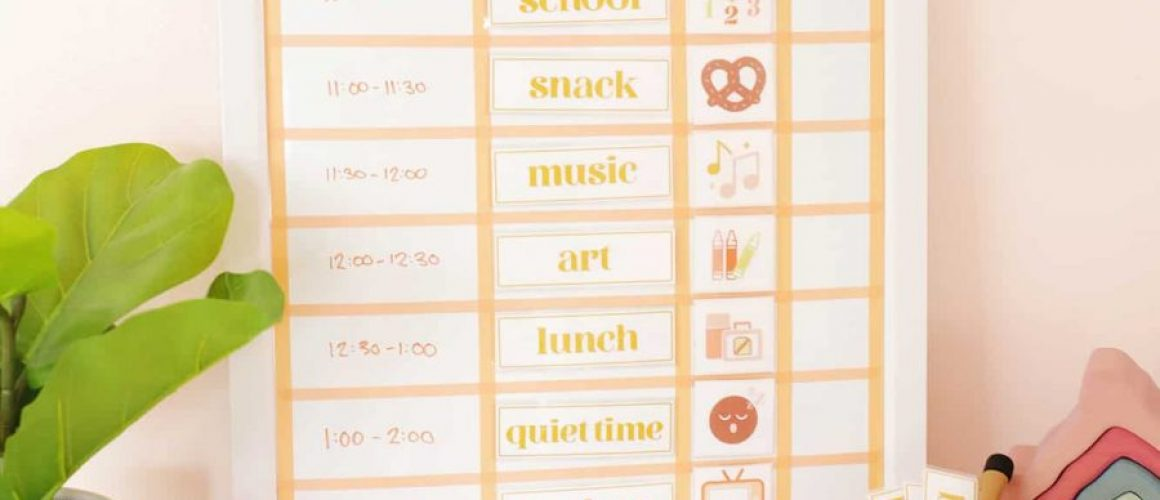ToddlerPreschool-Visual-Schedule-DIY-with-Free-Chart-Printables-Click-for-tutorial-1-7