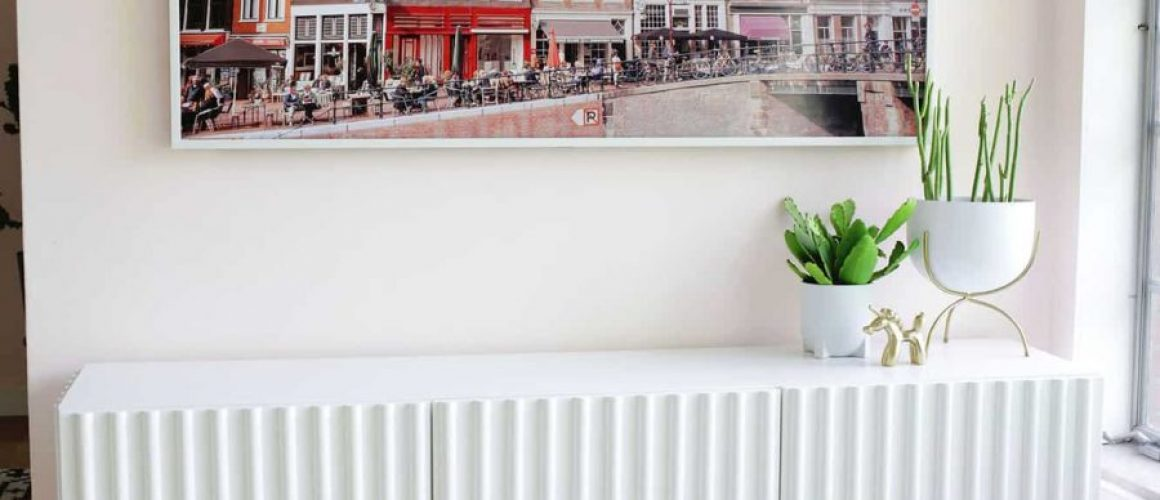 Fluted-IKEA-Besta-Sideboard-Hack-CLick-through-for-tutorial-1-2
