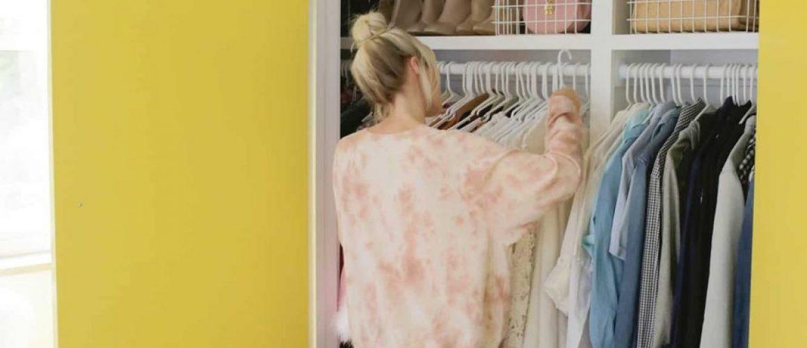 Divided-Built-In-Closet-DIY-click-through-for-tutorial-